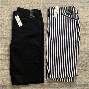 Bermuda Shorts by New York & Company